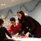 Duchess of Cambridge at Rugby Portobello Trust's Christmas party